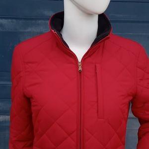 Lauren Ralph Lauren Quilted Constructed Jacket